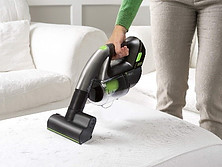 Cleaning Upholstery with Gtech